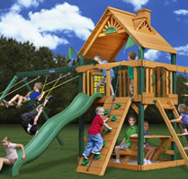 Residential Swing Sets
