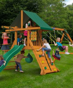 Latitude II Swing Set