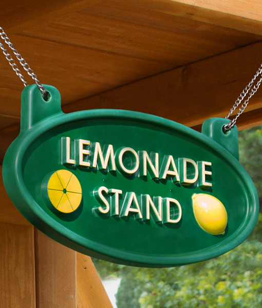 Lemon Stand Sign
