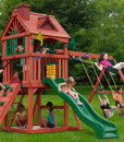 Calypso Swing Set - Nantucket Swing Set