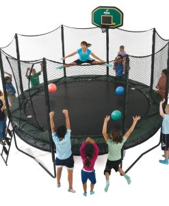 14ft. DoubleBounce with PowerBounce Trampoline