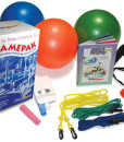 Trampoline Game Party Pack