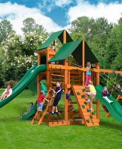 Grand Summit 2 Swing Set