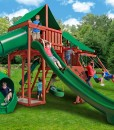 Russet Ridge Deluxe Swing Set