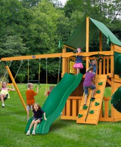 Laguna Clubhouse Swing Set