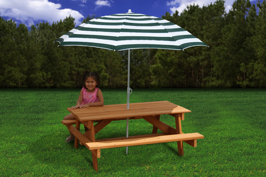Childrens Picnic Table Playnation Of Wnc Outdoor