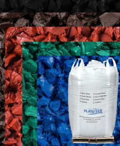 Rubber Mulch Super Sack