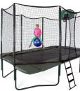 Rectangular 10x17 Variable Bounce Trampoline
