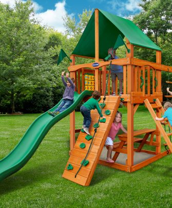 Horizon Tower Swing Set