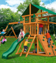 Passage Deluxe Swing Set
