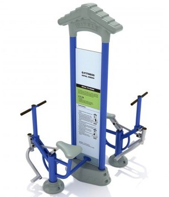 Double Station Fit Rider