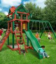 Redbrook Swing Set - Five Star II Swing Set