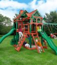 Redbrook Deluxe Swing Set - Five Star II Swing Set