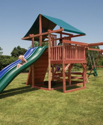 Main Attraction Swing Set