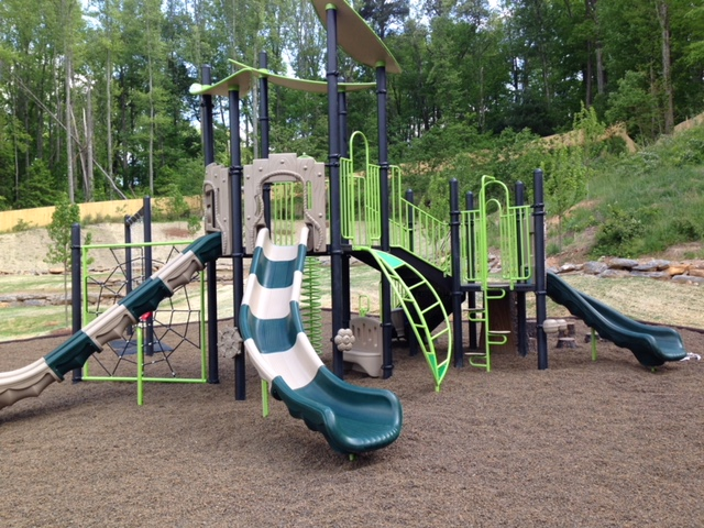Mountain View Apartments Playground