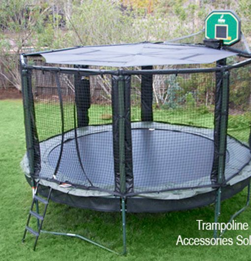 trampoline canopy