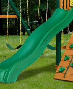 Alpine Wave Slide (for 5ft. Deck)