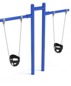 Elite Early Childhood T Swing 1 Bay 2 Cantilever